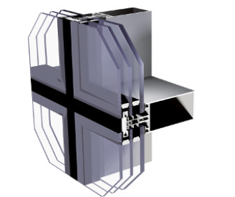 Aliplast fasade MC GLASS