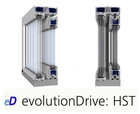 evolutiondriveHST